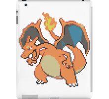 PIXEL CHARIZARD iPad Case/Skin