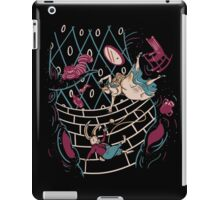 Follow the White Rabbit iPad Case/Skin
