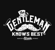 The Gentleman Knows Best by satansbrand