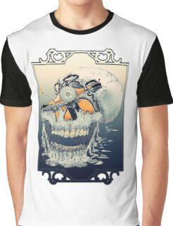 scooter Graphic T-Shirt