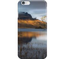 Old Man Of Storr. Sunrise. Trotternish. Isle of Skye. Scotland. iPhone Case/Skin