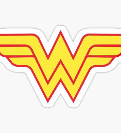 wonderwoman Sticker