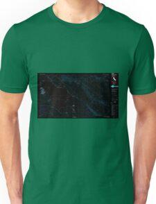 USGS TOPO Map California CA Salton Sea 299161 1985 100000 geo Inverted Unisex T-Shirt