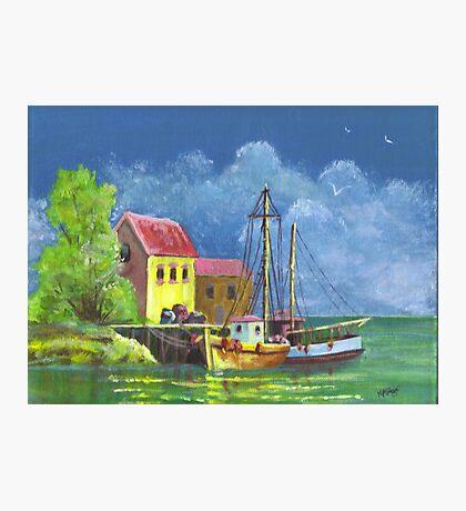 Sail away to Florida Photographic Print