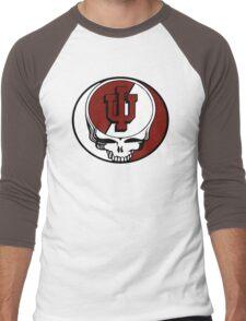 INDIANA LOGO Men's Baseball ¾ T-Shirt