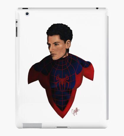 Spider-man (Miles Morales) iPad Case/Skin