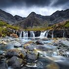 The Fairy Pools. Glen Brittle. Isle of Skye. Scotland. by photosecosse /barbara jones