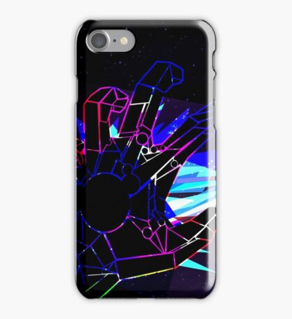 Destructive Hand iPhone Case/Skin