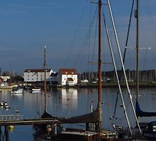 Deben Yachts and The Tide Mill by wiggyofipswich