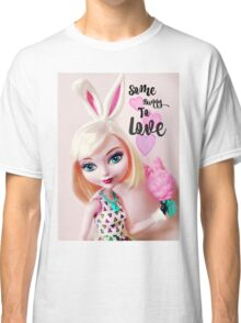 Some Bunny To Love Classic T-Shirt