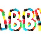 ABBY: Rainbow Smudge Design 1 by JCMPhotos