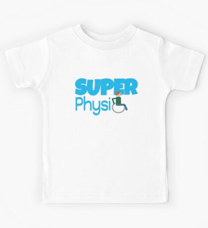 Super PhysiO Kids Tee