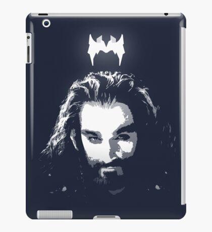 King Under the Mountain - Team Thorin iPad Case/Skin