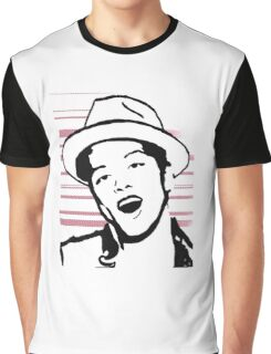 Bruno Mars Graphic T-Shirt