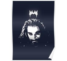 King Under the Mountain - Team Thorin Poster