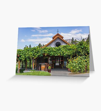 Matheson Creek Farm - Okanagan Falls Greeting Card