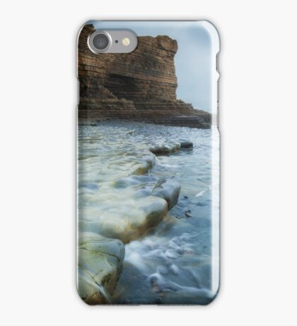Fading light iPhone Case/Skin