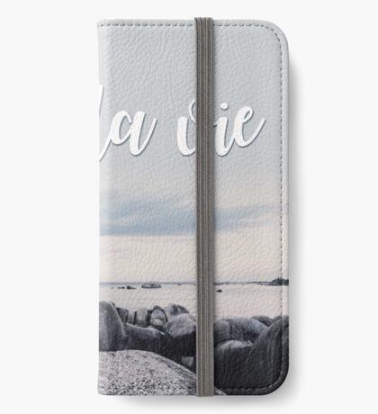 C'set la vie iPhone Wallet/Case/Skin