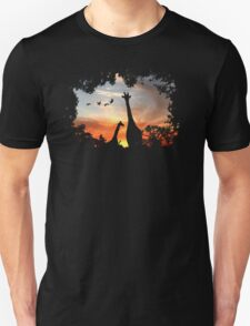 Wild African Sunset T-Shirt