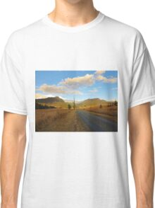 The Road to Lost Valley Classic T-Shirt