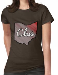 CBUS Womens Fitted T-Shirt