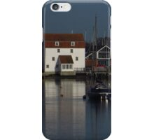 The Tide Mill, Woodbridge, (Version 2) iPhone Case/Skin