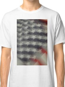 Hooray for the red, white and blue Classic T-Shirt