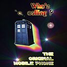 Who's Calling? The Original Mobile Phone Design by muz2142