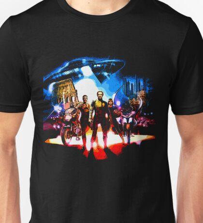 new gladiators Unisex T-Shirt