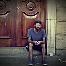 """""""What a lovely door"""" by iamelmana"""