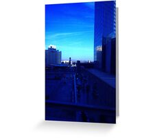 Las Vegas Night Greeting Card