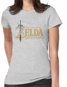 Zelda: Breath of the Wild Womens Fitted T-Shirt