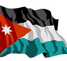 Jordan Flag by kwg2200