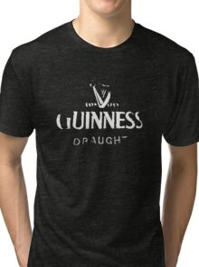 Guinness Draught Tri-blend T-Shirt