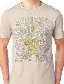 Hamilton Musical Unisex T-Shirt