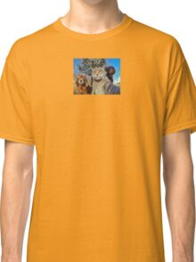 Selfie with the crew Classic T-Shirt