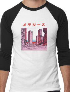 Katsuhiro Otomo - Memories Men's Baseball ¾ T-Shirt