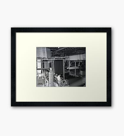 1948 MARCH, MERIT MANUFACTURING, MAYFIELD, KENTUCKY NO.37 Framed Print