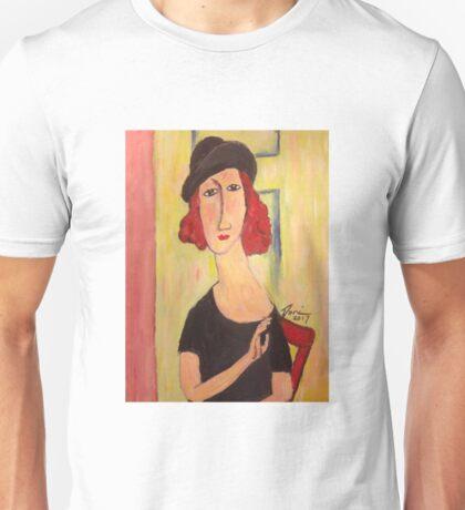 Modigliani by Dore' Unisex T-Shirt