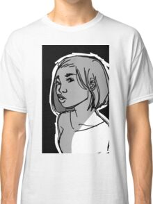 Puckered and Black Classic T-Shirt