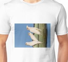 Who Goes There? Unisex T-Shirt