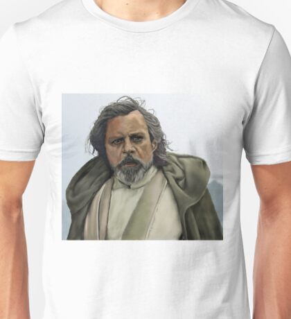 Luke Skywalker - The Force Awakens Unisex T-Shirt