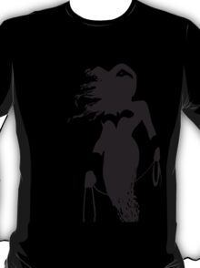 SuperHeroin Silhouette Prints T-Shirt