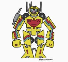 robots in disguise Kids Clothes