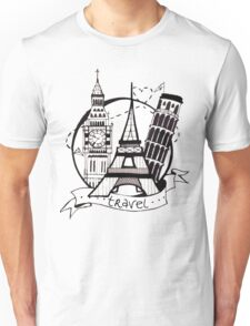 World Travel Unisex T-Shirt