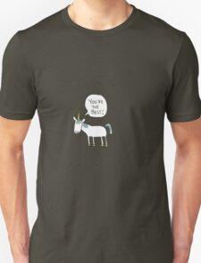 Believing in Unicorns Unisex T-Shirt