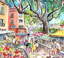 Collioure Market 02 by Goodaboom
