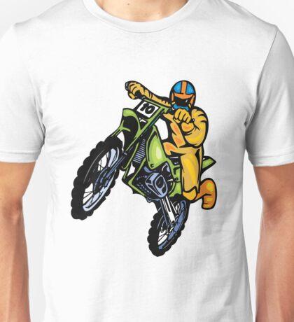 Motorbike Unisex T-Shirt