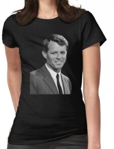 Bobby Kennedy Womens Fitted T-Shirt