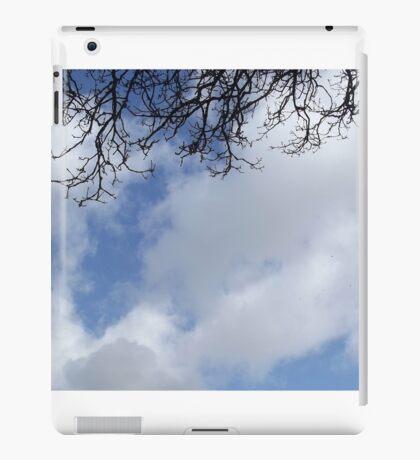 Tree and sky iPad Case/Skin